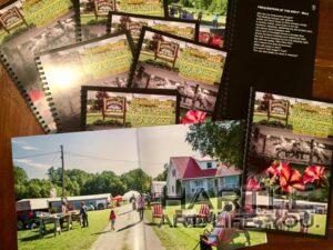 """Whoot whoot! I've got mail!!  The market book and my """"COVID Summer"""" in photos"""