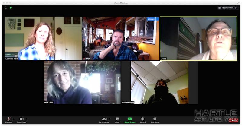 Zoom meeting for interconneXion