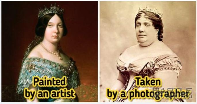 LMAO painting versus photograph – can you tell the difference?