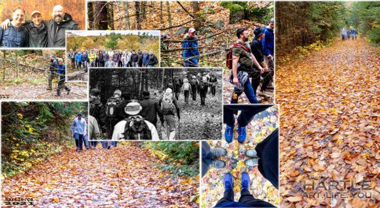 Fall Rhapsody Off Trail #56 – Time Out Hiking